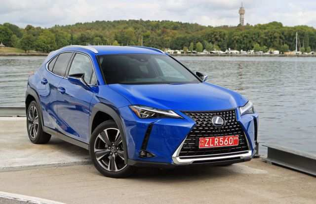 41 A 2019 Lexus Ux Canada Reviews