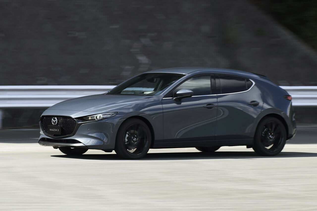 41 A 2019 Mazda 3 Concept And Review