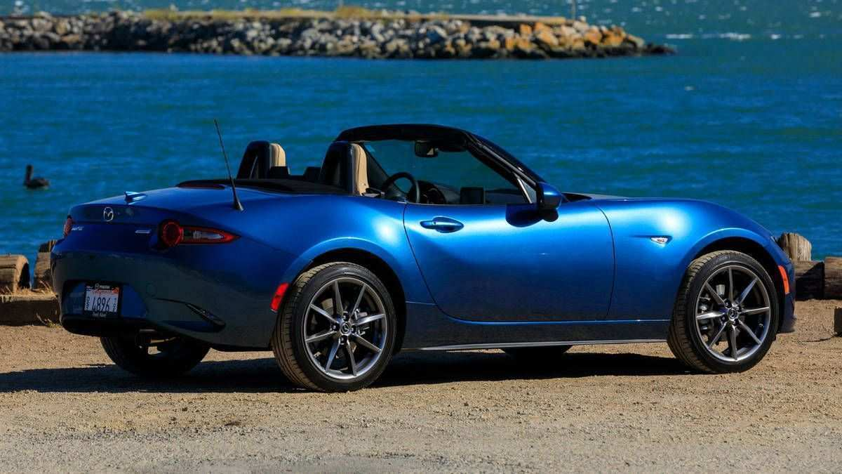 41 A 2019 Mazda Mx 5 Gt S Reviews