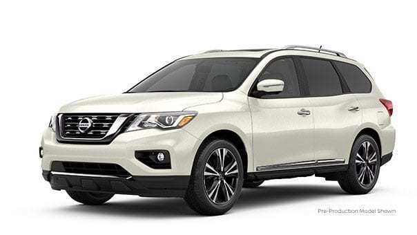 41 A 2019 Nissan Pathfinder Hybrid Ratings