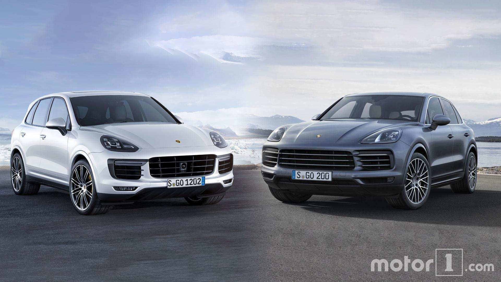 41 A 2019 Porsche Cayenne Model Release Date And Concept