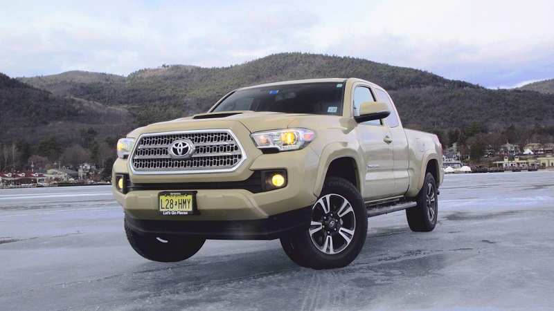 41 A 2019 Toyota Tacoma Diesel Review