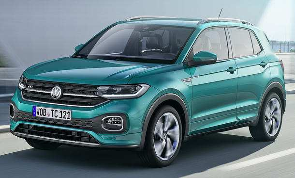 41 A 2019 Volkswagen Cross First Drive