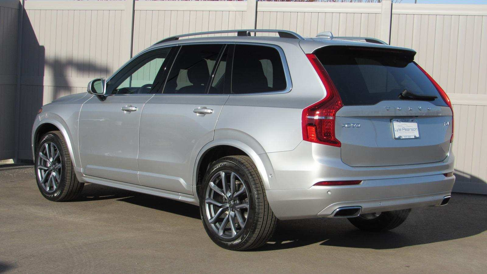 41 A 2019 Volvo XC90 Review And Release Date