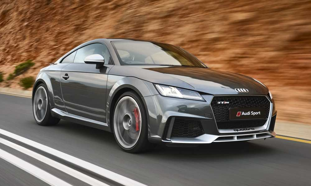 41 A 2020 Audi Tt Rs Pictures