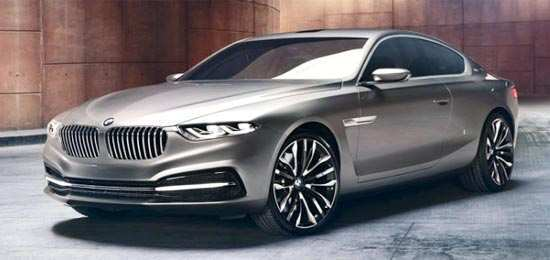 41 A 2020 BMW 5 Series Release Date Concept