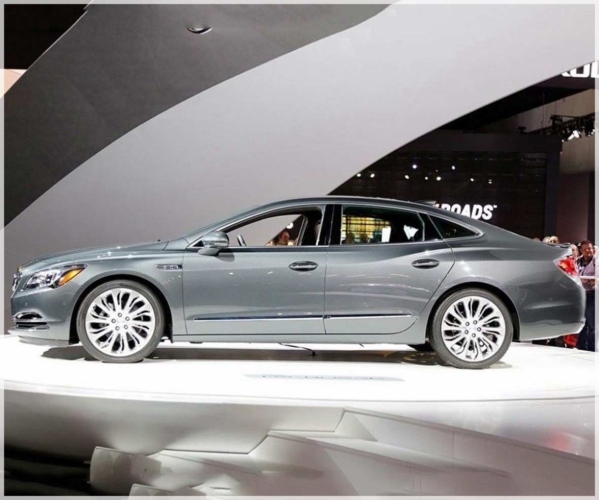 41 A 2020 Buick LaCrosse Performance And New Engine