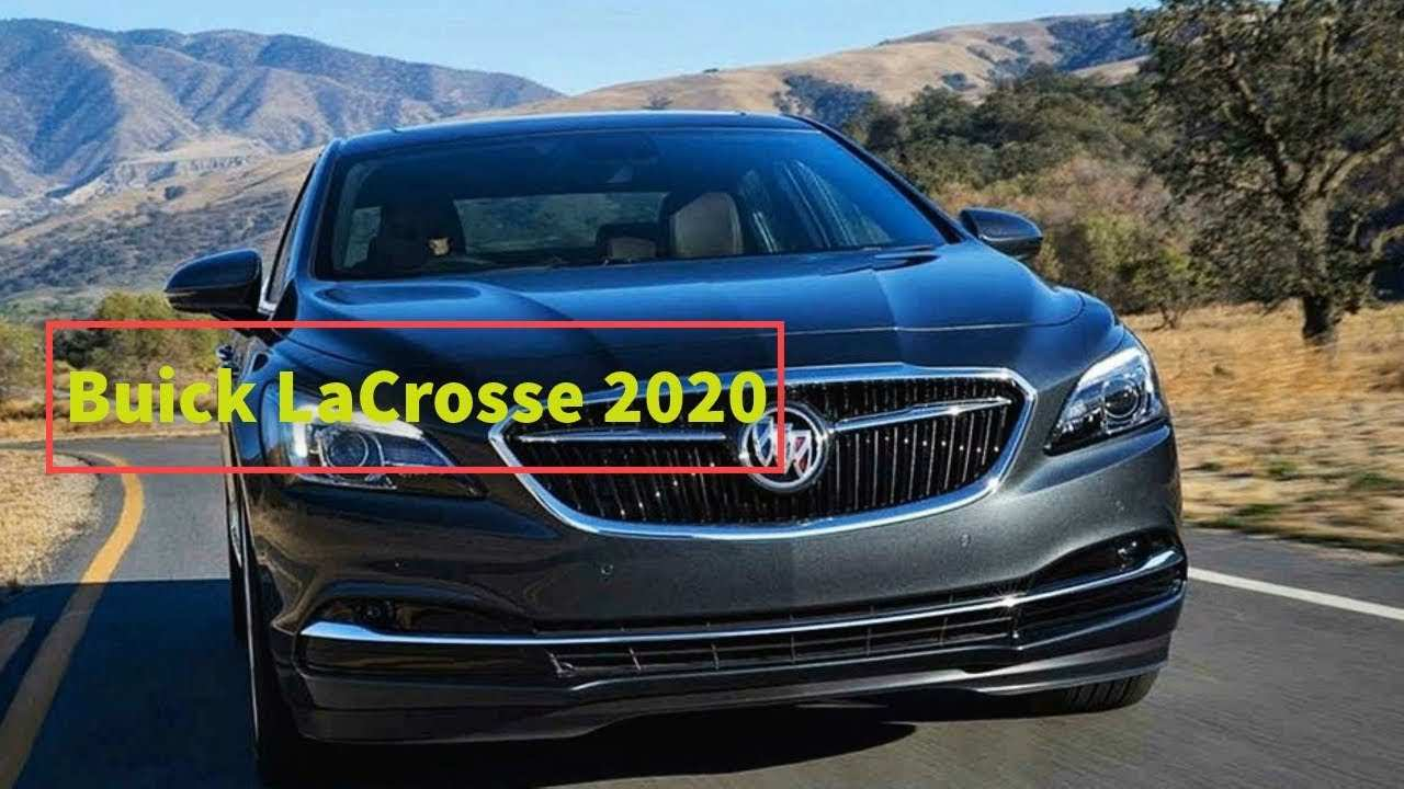 41 A 2020 Buick LaCrosses Redesign And Concept