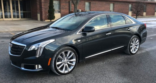 41 A 2020 Cadillac XTS Speed Test