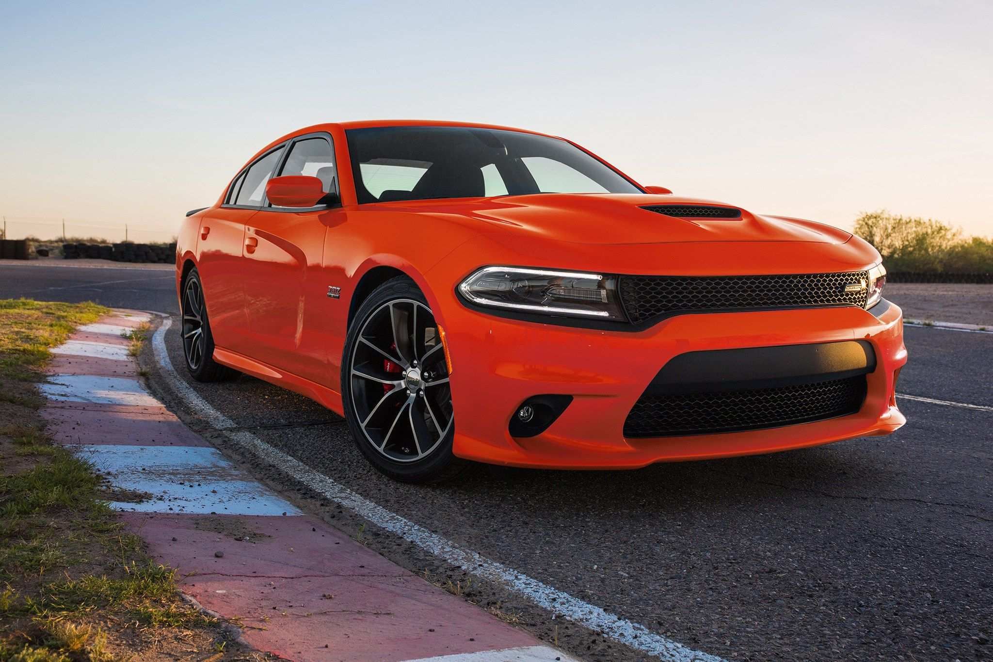 41 A 2020 Dodge Charger Engine Spy Shoot