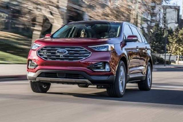 41 A 2020 Ford Edge Sport Rumors