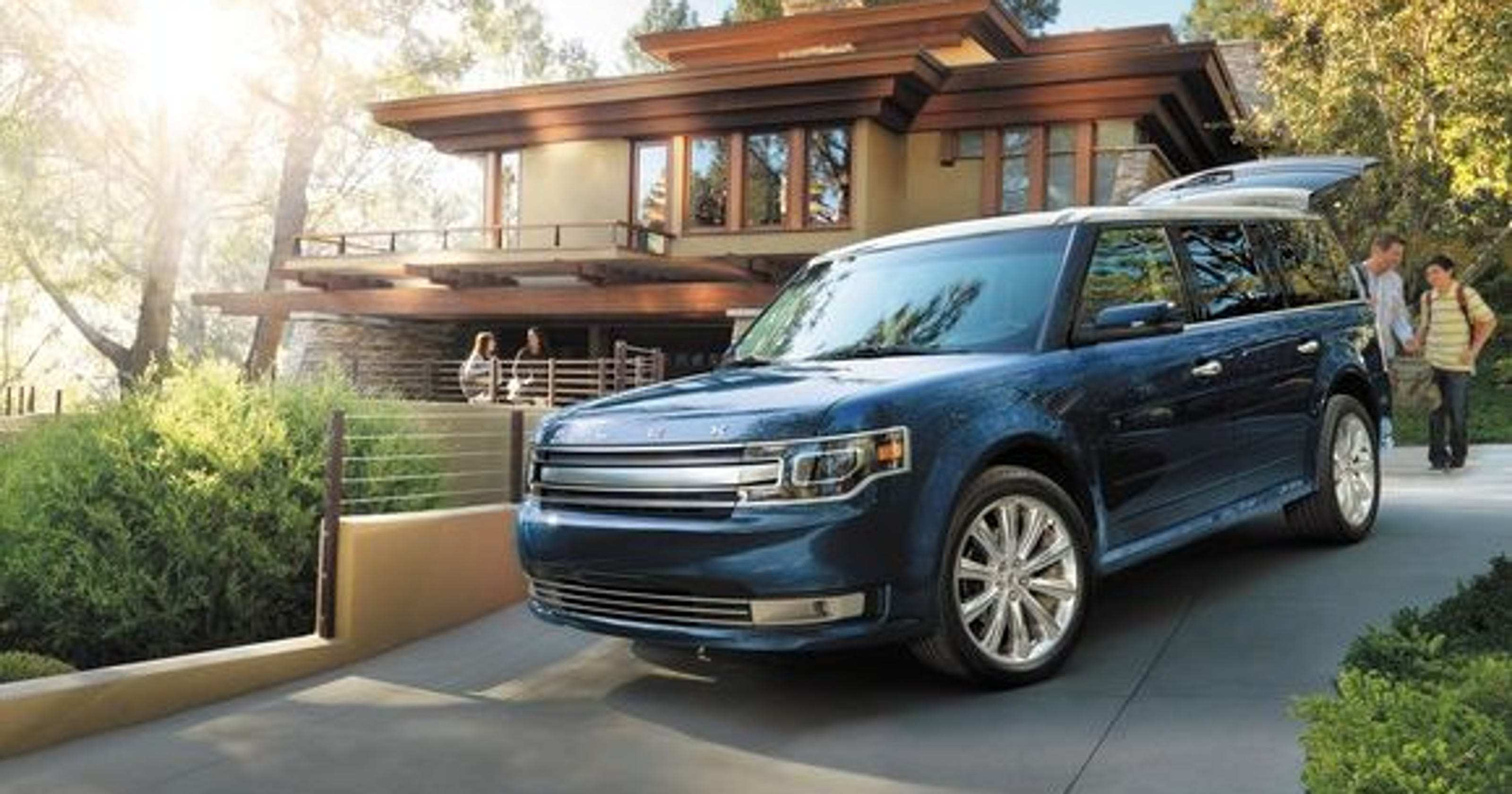 41 A 2020 Ford Flex Review