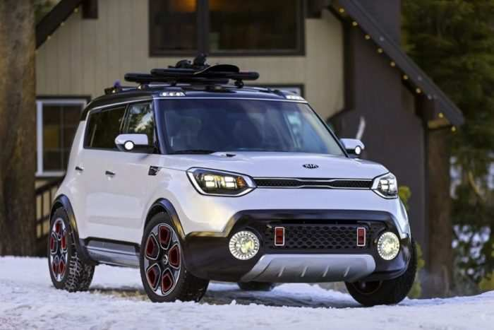 41 A 2020 Kia Soul Awd Performance