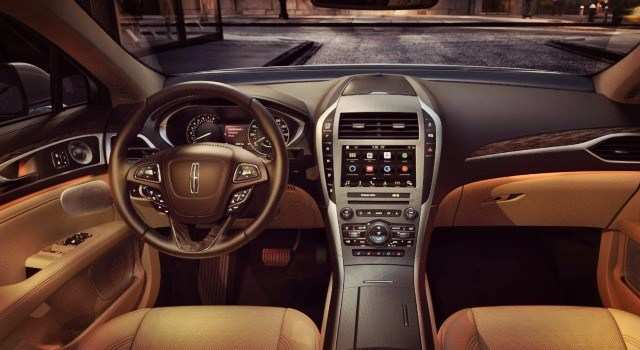 41 A 2020 Lincoln MKZ Hybrid Style