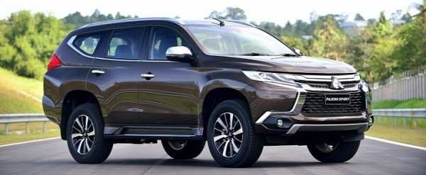 41 A 2020 Mitsubishi Montero Sport Performance And New Engine