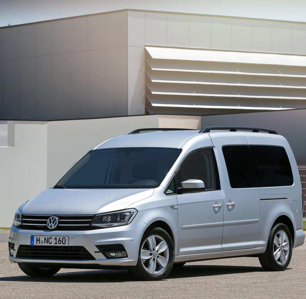 41 A 2020 VW Caddy New Concept