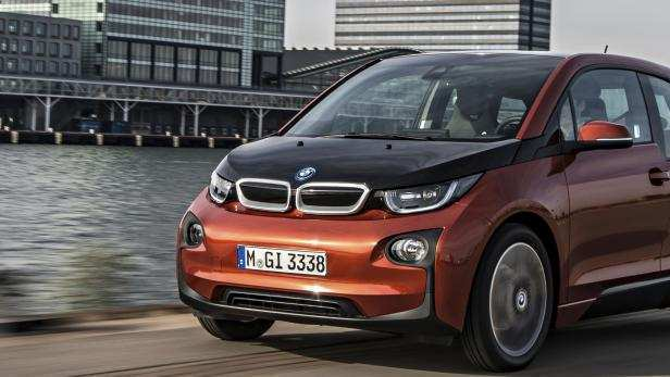 41 A BMW I3 2020 Performance and New Engine