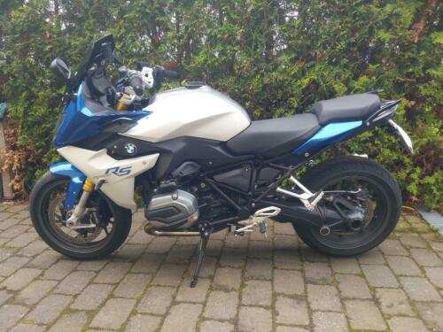 41 A BMW R1200Rs 2020 First Drive