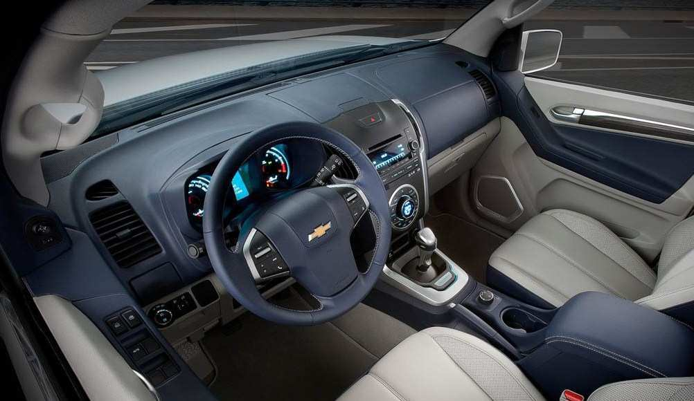 41 A Chevrolet Trailblazer 2020 Interior Overview