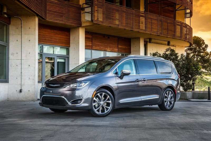41 A Dodge Minivan 2020 Speed Test