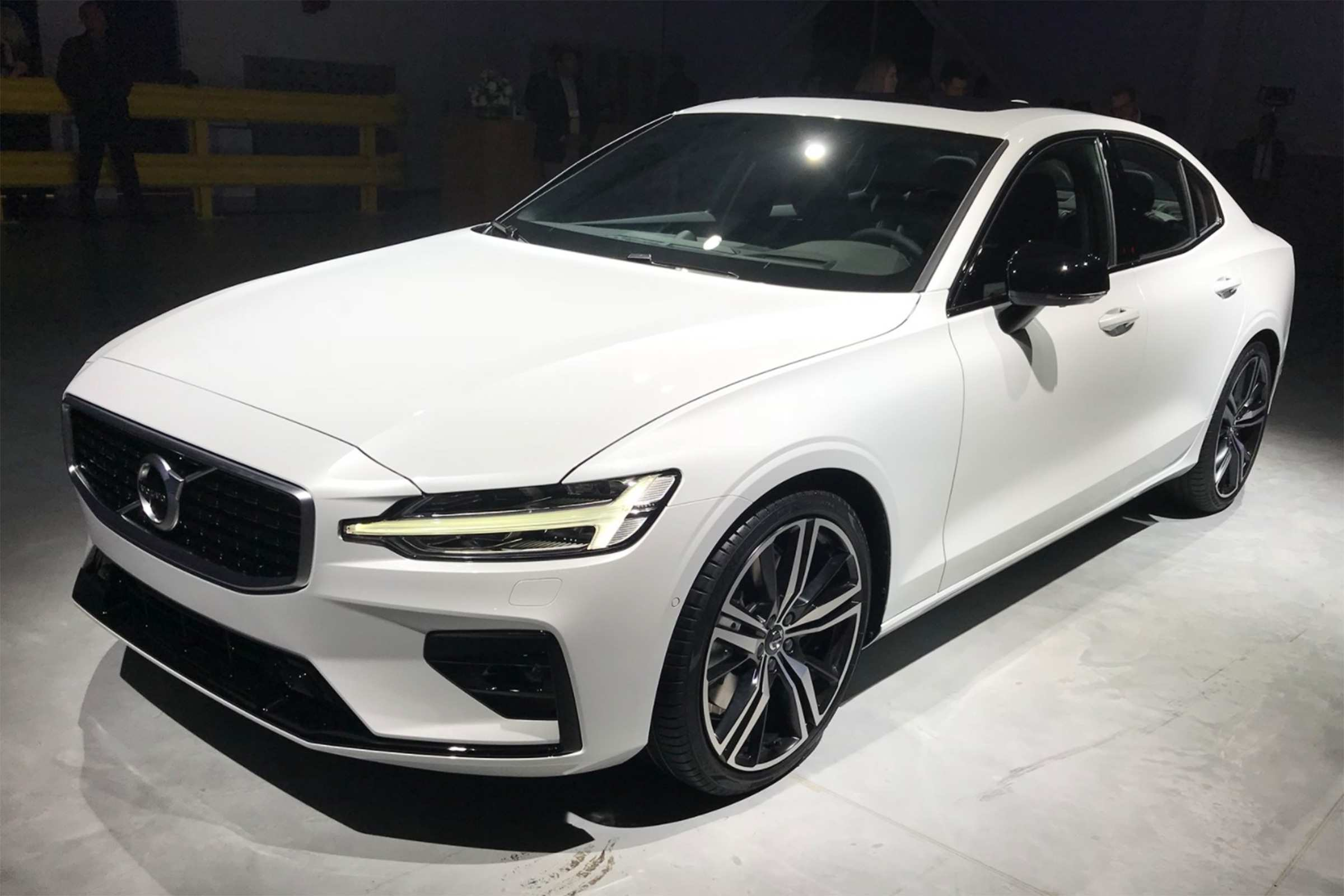 41 A New Volvo 2019 Speed Test