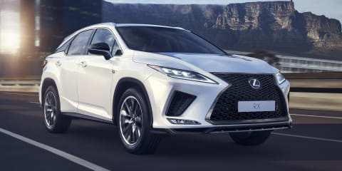 41 A Rx300 Lexus 2019 Pricing