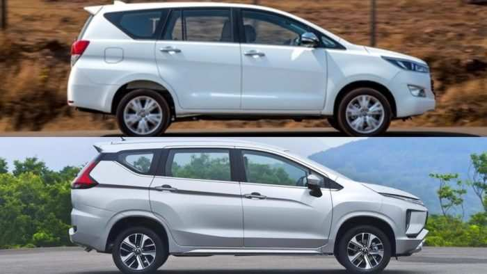 41 A Toyota Innova Crysta 2020 India First Drive