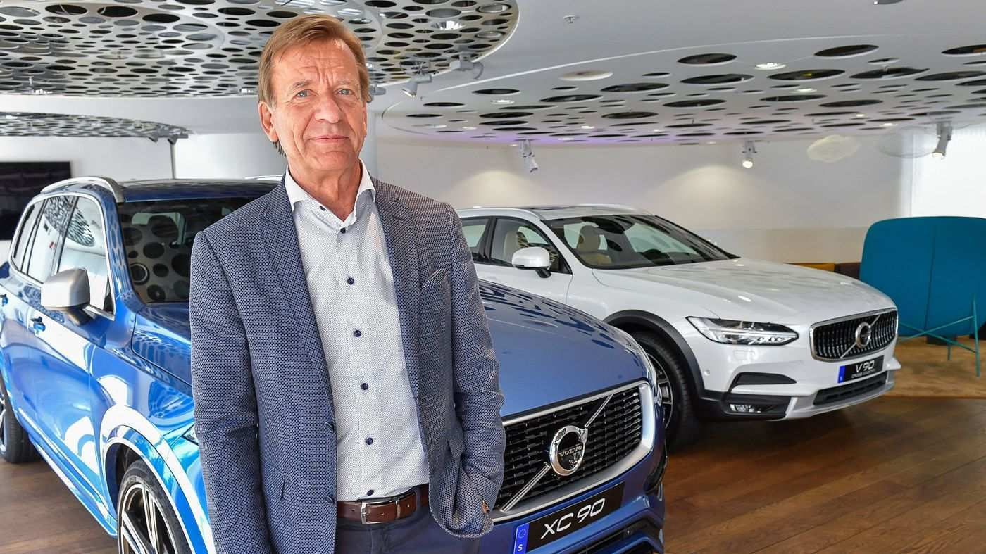 41 A Volvo All Electric Cars By 2019 Photos