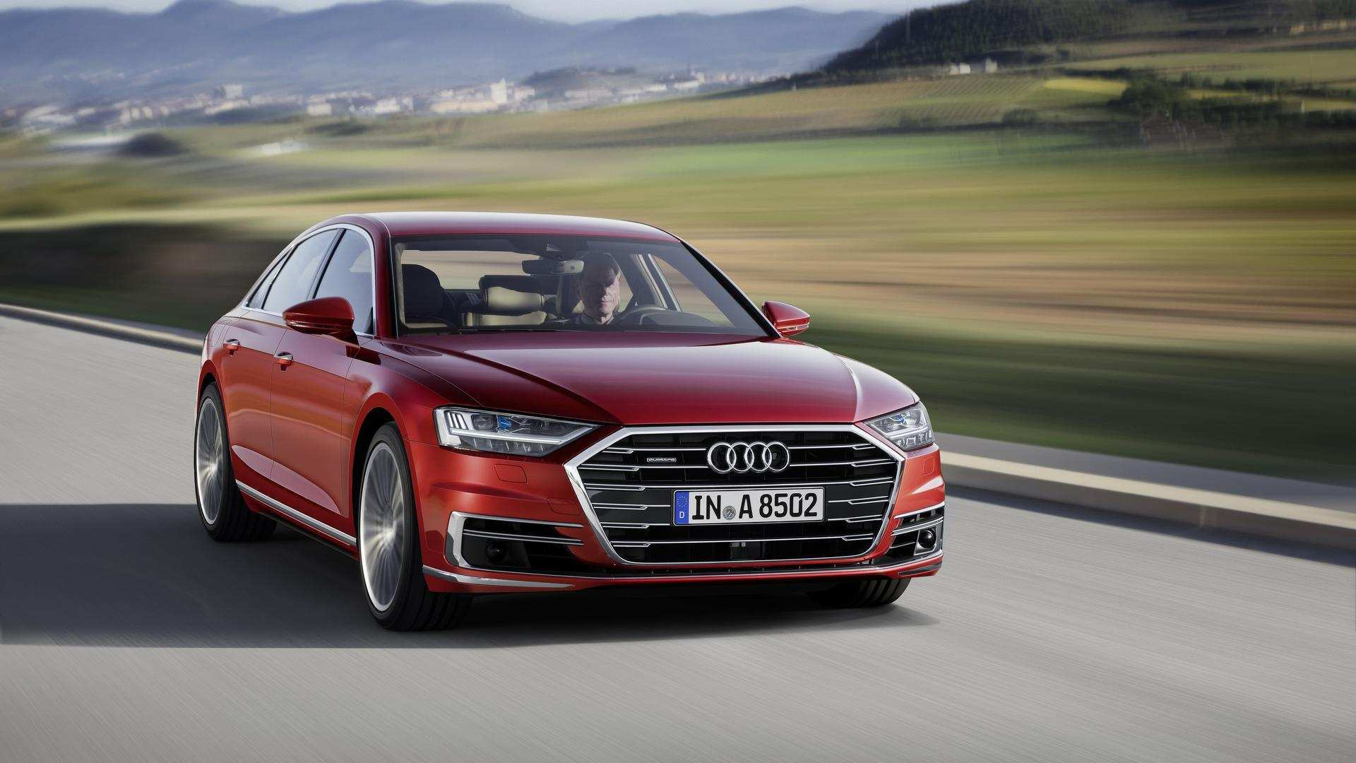 41 All New 2019 Audi A8 L In Usa Configurations