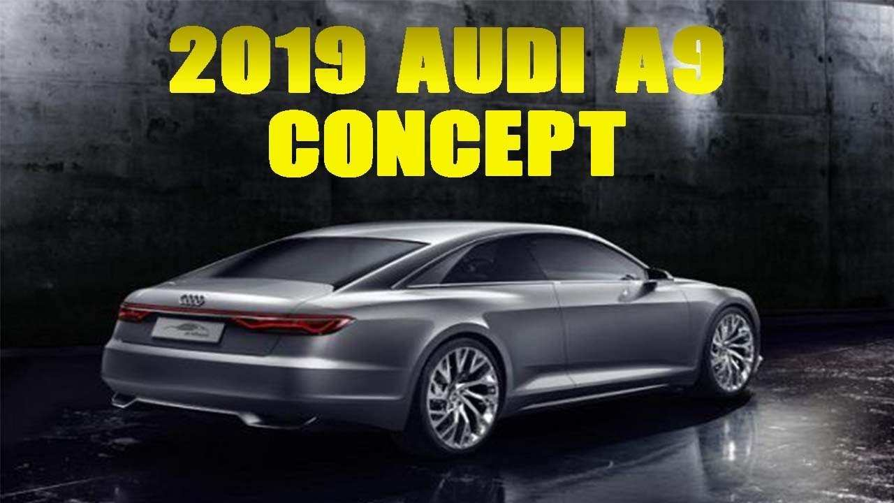41 All New 2019 Audi A9 Release