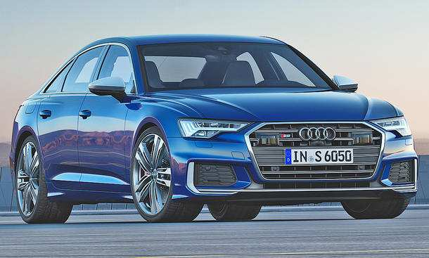 41 All New 2019 Audi S6 Interior