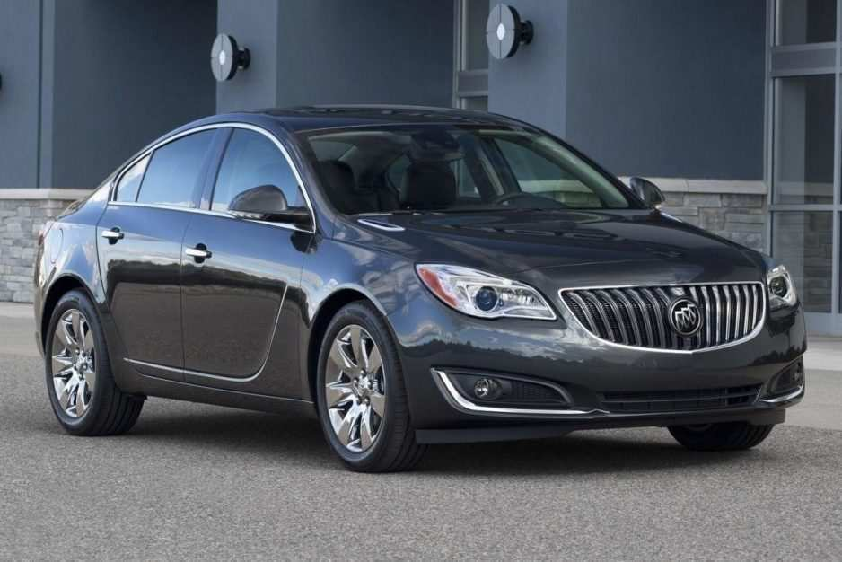 41 All New 2019 Buick Grand Nationals Picture