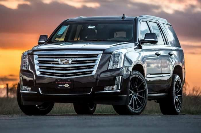 41 All New 2019 Cadillac Escalade Luxury Suv Price And Release Date