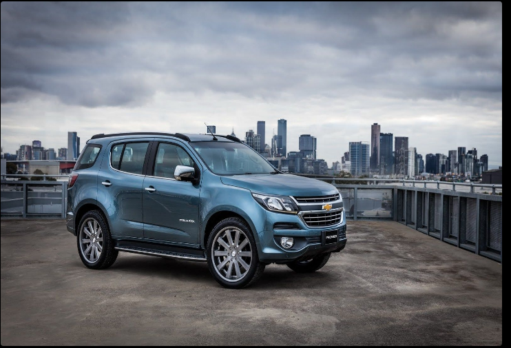 41 All New 2019 Chevy Trailblazer Ss Redesign