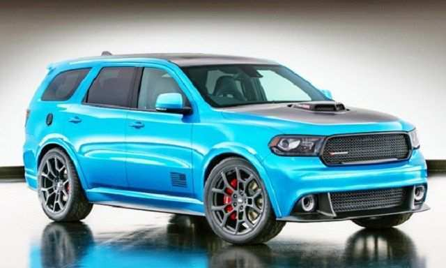41 All New 2019 Dodge Journey Srt Concept And Review