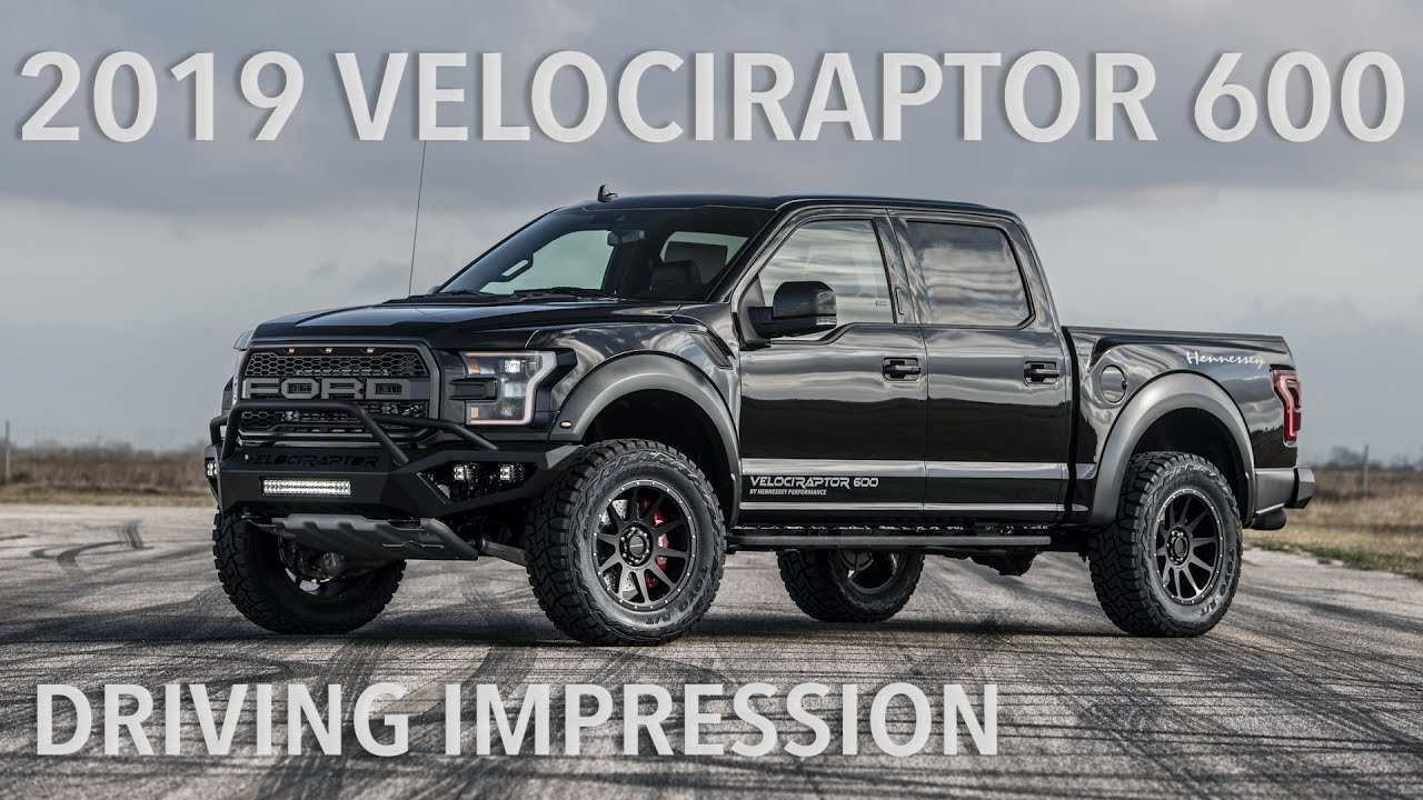 41 All New 2019 Ford F100 Redesign And Review