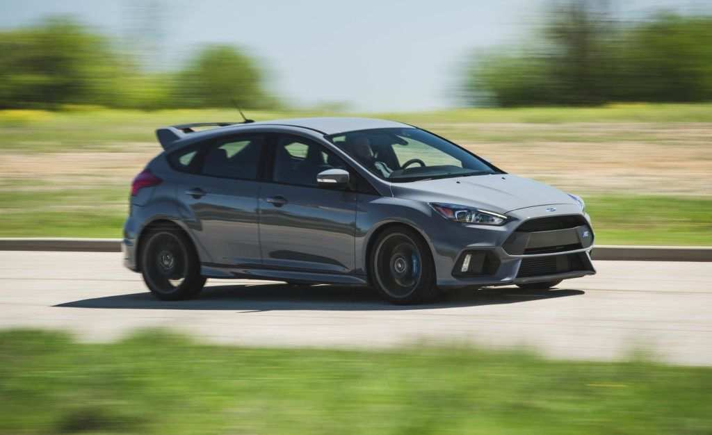 41 All New 2019 Ford Focus Rs St Images