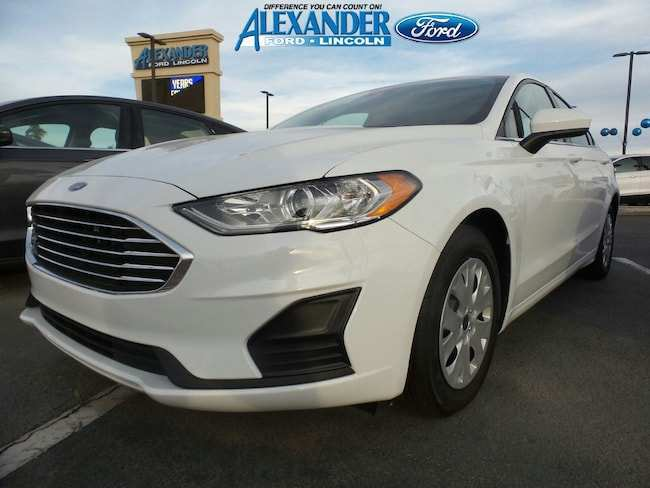 41 All New 2019 Ford Fusion New Model And Performance