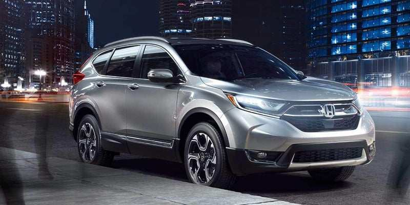 41 All New 2019 Honda CRV Exterior