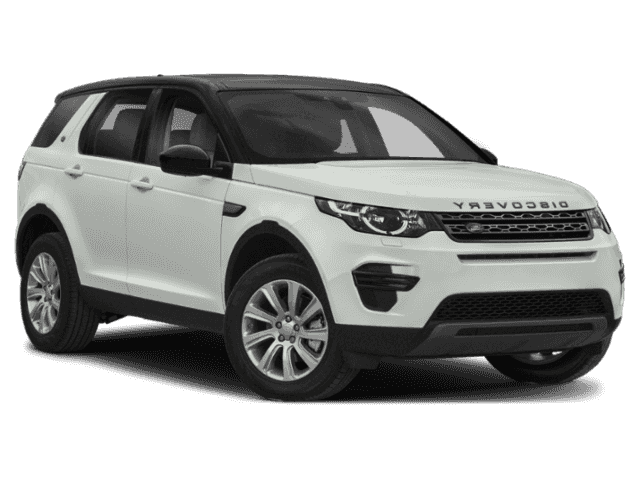 41 All New 2019 Land Rover Discovery Sport Style