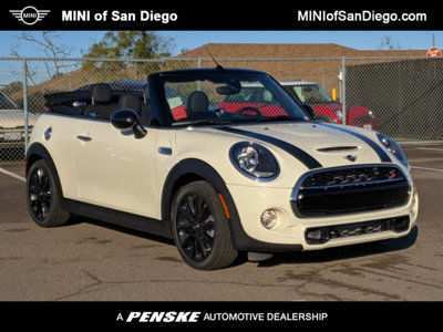 41 All New 2019 Mini Cooper Convertible S Release Date