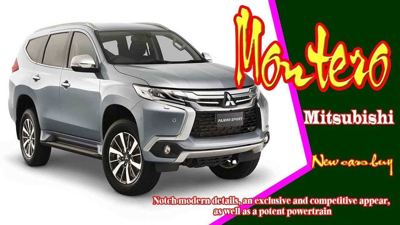 41 All New 2019 Mitsubishi Montero Sport Philippines Redesign And Review