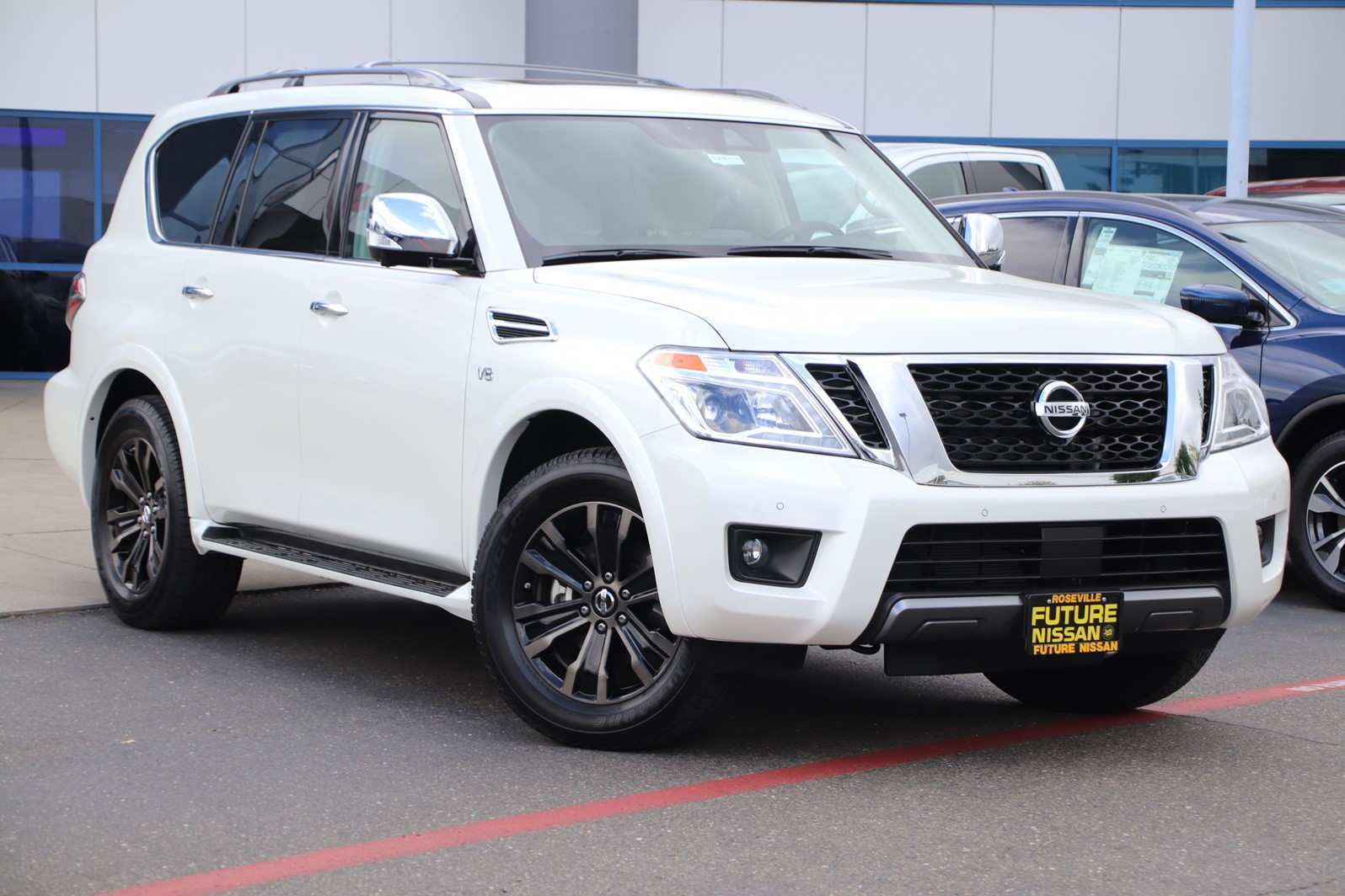 41 All New 2019 Nissan Armada Rumors