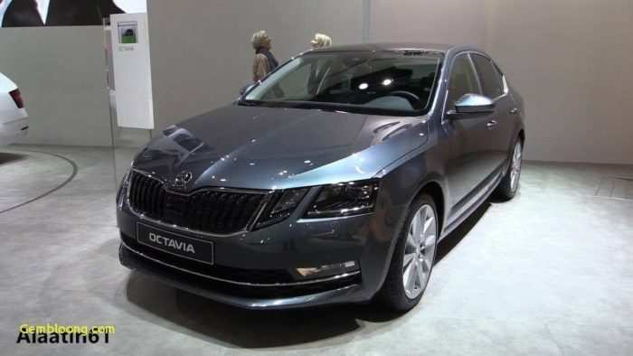 41 All New 2019 Skoda Octavia India Egypt Rumors