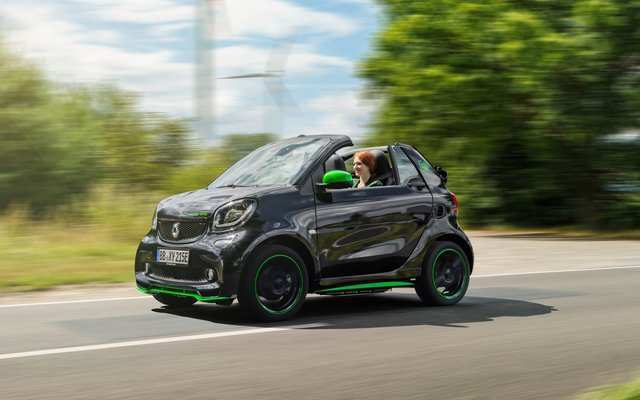 41 All New 2019 Smart Fortwo Performance And New Engine