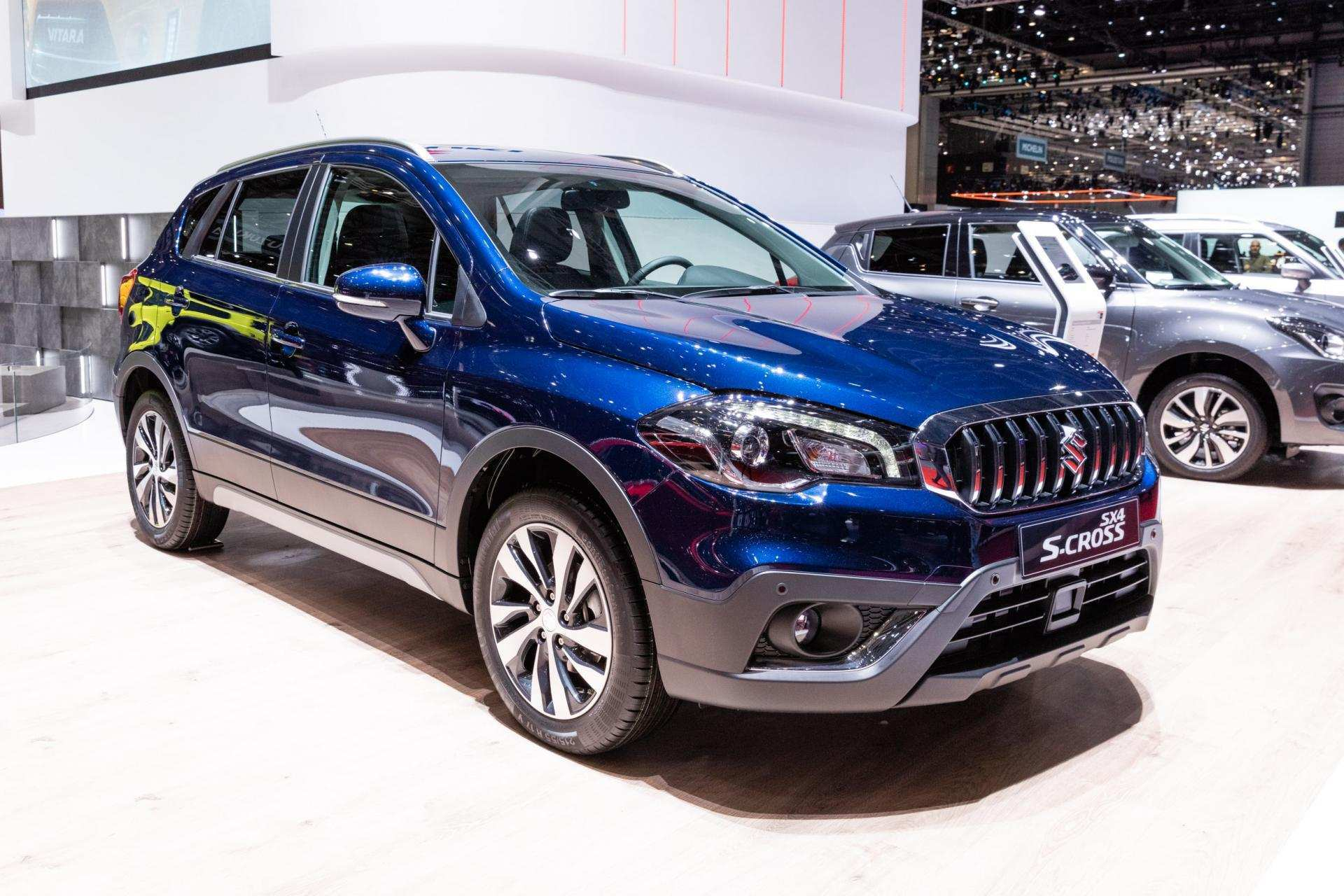 41 All New 2019 Suzuki Sx4 Performance