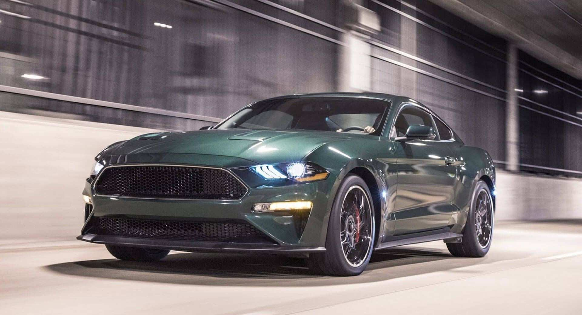 41 All New 2019 The Spy Shots Ford Mustang Svt Gt 500 Specs And Review