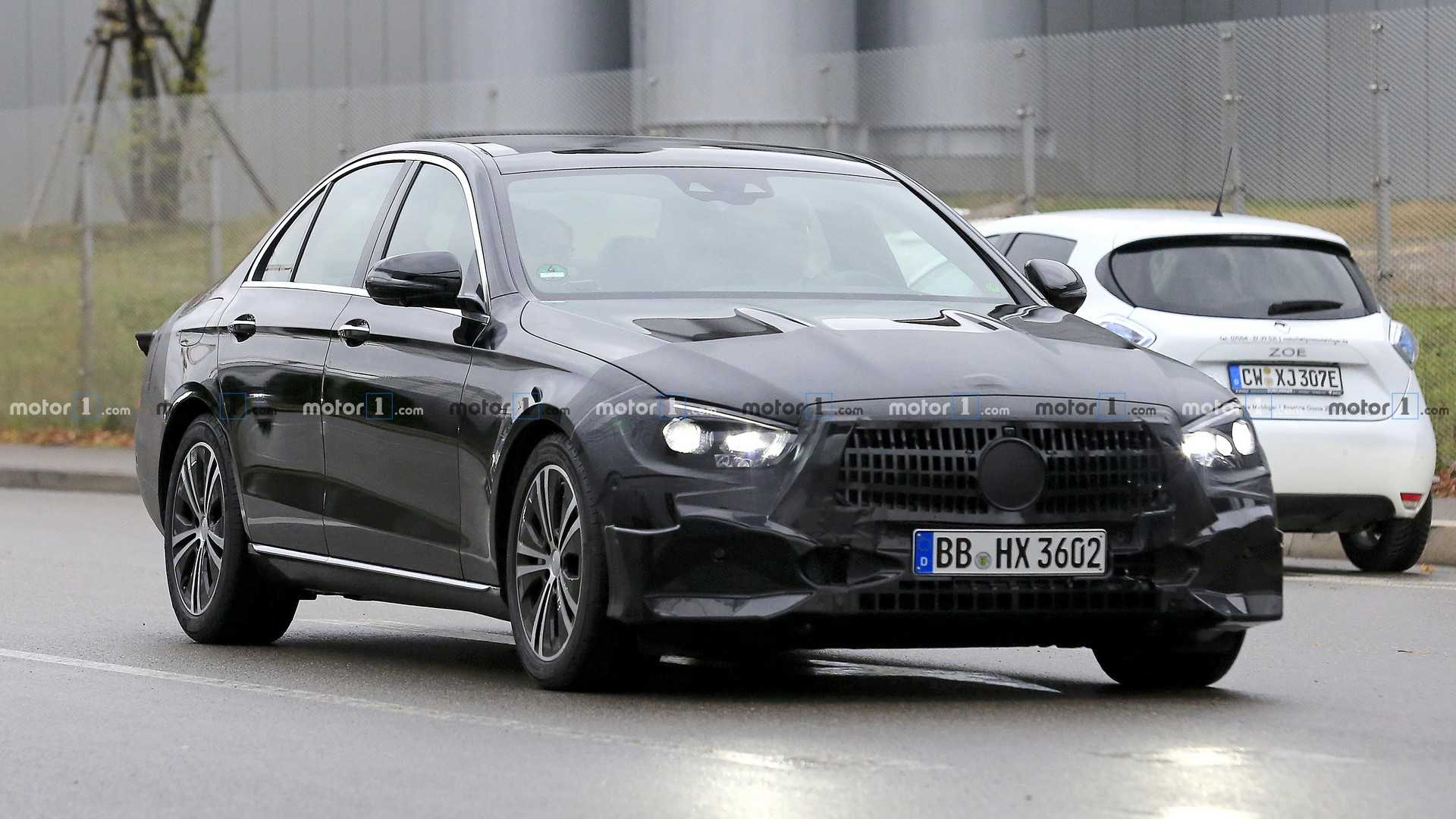 41 All New 2019 The Spy Shots Mercedes E Class Specs