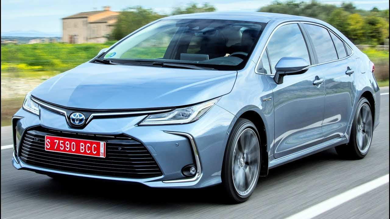 41 All New 2019 Toyota Altis Release