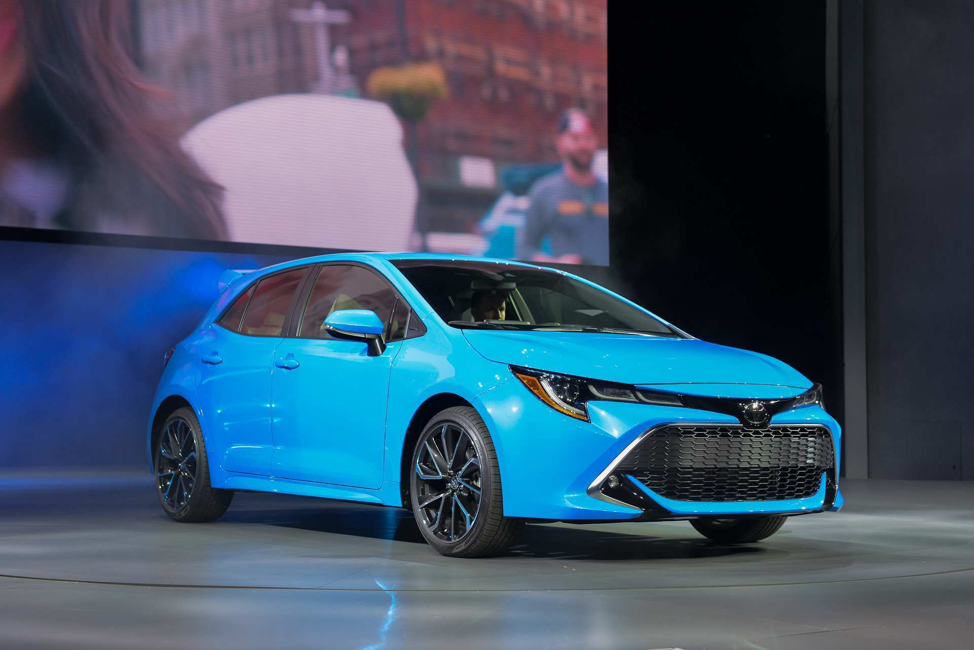 41 All New 2019 Toyota Corolla Hatchback Research New